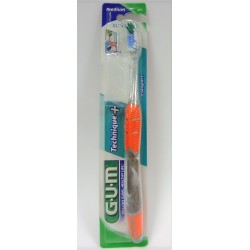 Butler - G-U-M Brosse à dents Technique + 593 Medium Compact