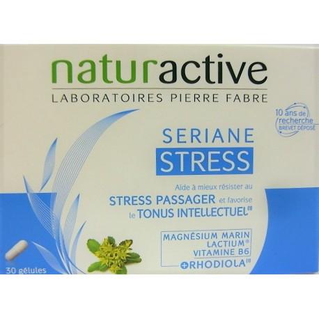 naturactive - SERIANE STRESS Stress passager . Tonus intellectuel