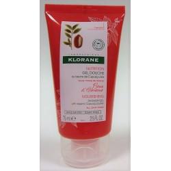 Klorane - Gel Douche Fleur d'Hibiscus au Beurre de Cupuaçu bio (75 ml)
