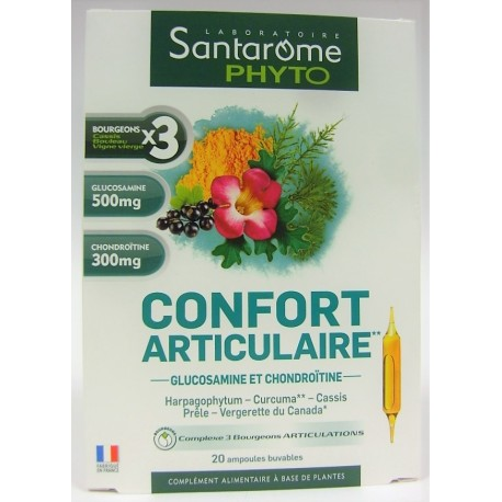 Santarome Bio - Confort articulaire