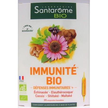 Santarome Bio - Immunité Bio Défenses immunitaires