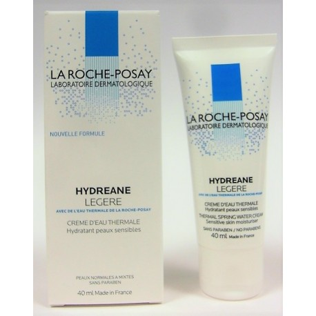 La Roche-Posay - HYDREANE Légère Crème d'eau thermale hydratante (40 ml)