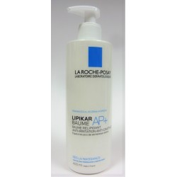 La Roche-Posay - LIPIKAR  Baume AP+  Baume relipidant Anti-irritations Anti-grattage (400 ml)