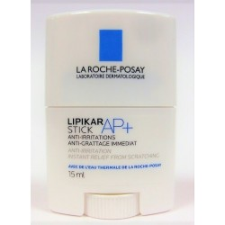 La Roche-Posay - LIPIKAR AP+ Stick Anti-irritations Anti-grattage (15 ml)