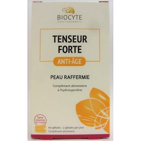 Biocyte - Tenseur Forte Anti-âge Peau raffermie