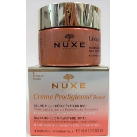 Nuxe - Crème Prodigieuse Boost Baume-Huile Récupérateur Nuit