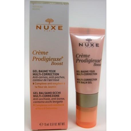 Nuxe - Crème Prodigieuse Boost Gel Baume Yeux Multi-Correction