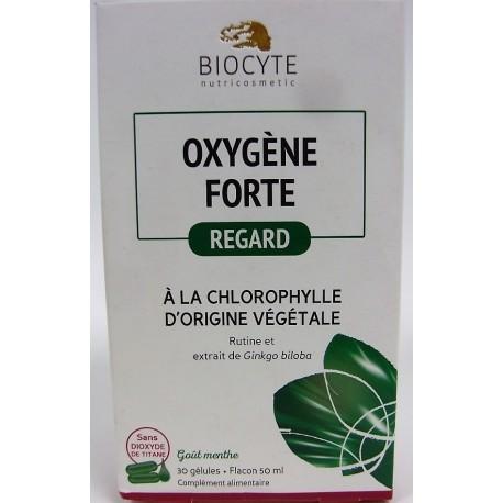 Biocyte - Oxygène Forte Regard
