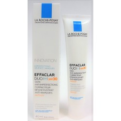 La Roche-Posay - EFFACLAR DUO (+) SPF30 Soin anti-imperfections Correcteur Anti-marques (40 ml)