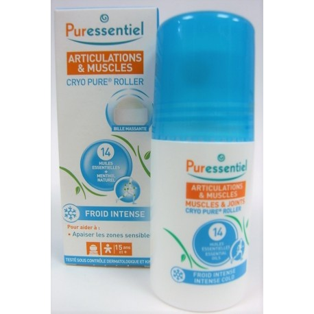 Puressentiel - Articulations & Muscles CRYO PURE Roller