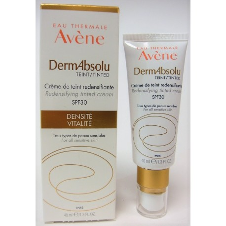 Avène - DermAbsolu Crème de teint redensifiante SPF30 Densité - Vitalité (40 ml)