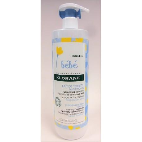 Klorane - Bébé - Lait de Toilette Protecteur (750 ml)