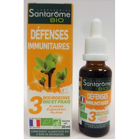 Santarome BIO - Défenses immunitaires (30 ml)