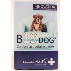 MelioVie - B19 Dog Confort articulaire canin