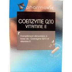 PharmaVie - COENZYME Q10 Vitamine E
