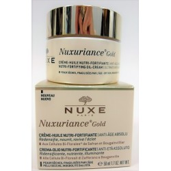 Nuxe - Nuxuriance Gold Crème-Huile Nutri-Fortifiante . Anti-âge absolu (50 ml)