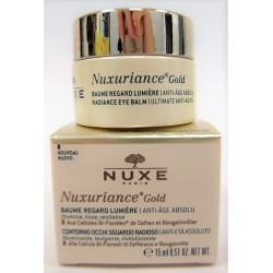 Nuxe - Nuxuriance Gold Baume Regard Lumière . Anti-âge absolu (15 ml)