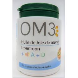 Super Diet - OM3 Huile de foie de morue