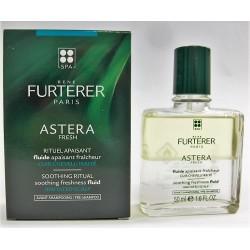 René FURTERER - ASTERA FResh Fluide apaisant fraîcheur Cuir chevelu irrité (50 ml)