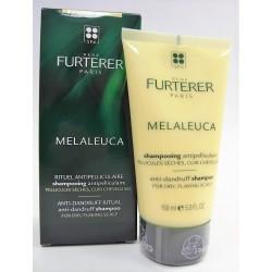 René Furterer - MELALEUCA Shampooing antipelliculaire Pellicules sèches (150 ml)