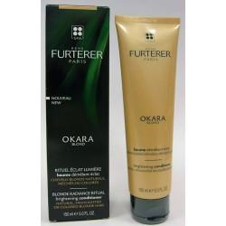 René Furterer - OKARA Blond Baume démêlant éclat Cheveux blonds naturels,méchés ou colorés (150 ml)