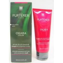 René Furterer - OKARA Color Masque soin protecteur couleur Cheveux colorés, sensibilisés (100 ml)