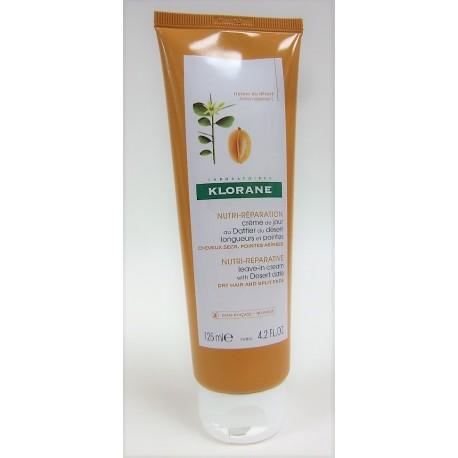 Klorane - Crème de jour sans rinçage au dattier du désert (125 ml)