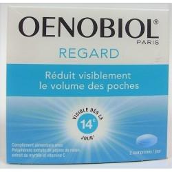 Oenobiol - Regard Réduit le volume des poches (28 comprimés)