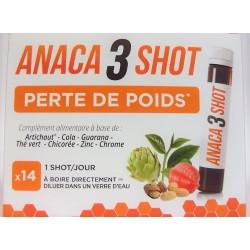 ANACA 3 - ANACA 3 SHOT Perte de poids (14 shots)