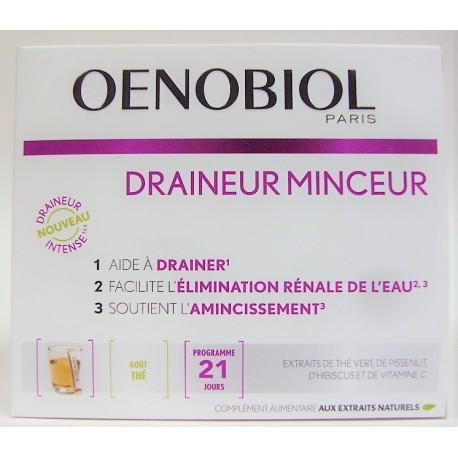 Oenobiol - Draineur Minceur (21 sticks goût thé)