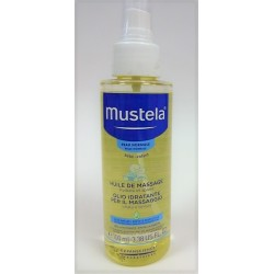 Mustela - Huile de massage Peau normale (100 ml)