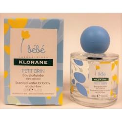 Klorane - Bébé . Petit Brin Eau parfumée sans alcool (50 ml)