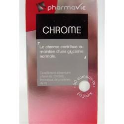 PharmaVie - Chrome . Glycémie normale