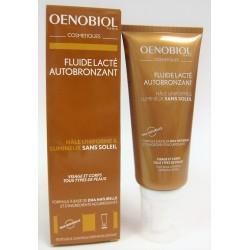 Oenobiol - Fluide lacté autobronzant