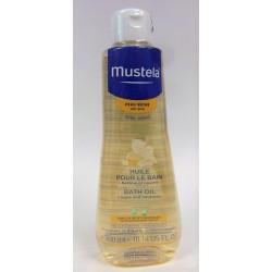 Mustela - Huile pour le bain
