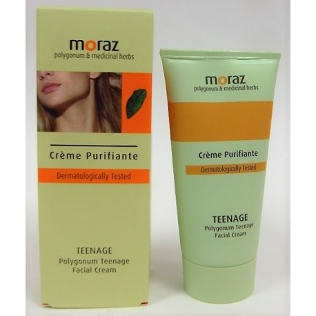 Moraz - La Crème Purifiante - Teenage