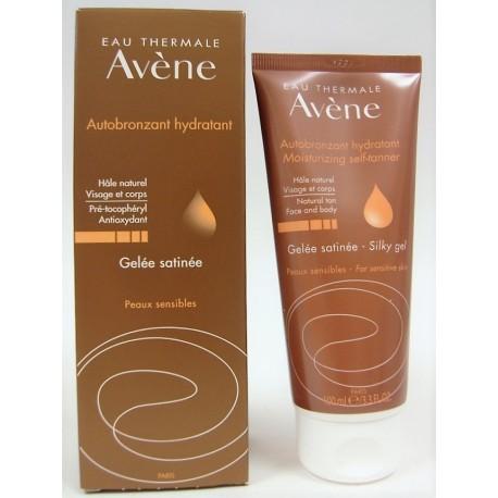 Avène - Solaire . Autobronzant hydratant Gelée satinée (100 ml)