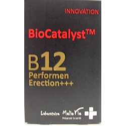 MelioVie - BioCatalyst B12 Performen Erection +++ (15gélules)