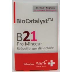 Melio Vie - BioCatalyst B21 Pro Minceur Rééquilibrage alimentaire (45 gélules)