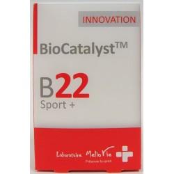 Melio Vie - BioCatalyst B22 Sport + (15 gélules)