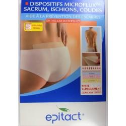 Epitact - Dispositifs microflux Sacrum, Ischions, Coudes