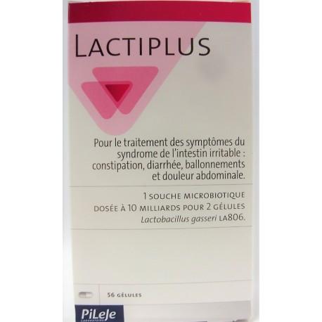 Pileje - LACTIPLUS Intestin irritable (56 gélules)