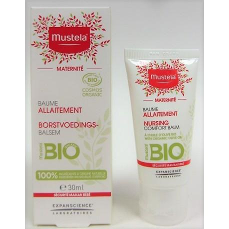Mustela - Maternité . Baume allaitement BIO (30 ml)