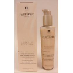 René Furterer - ABSOLUE kératine . Cure renaissance Crème de beauté réparatrice . Cheveux abîmés fragilisés (100 ml)