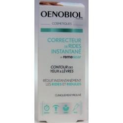 Oenobiol - Correcteur de rides instantané . Contour des yeux et lèvres (8 ml)