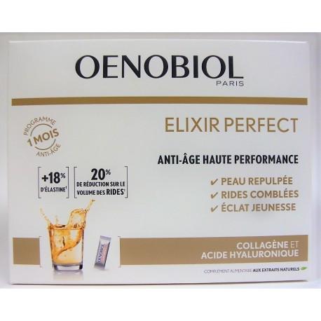 Oenobiol - Elixir Perfect Anti-Age Haute performance (30 sticks)