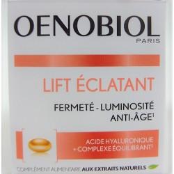 Oenobiol - Lift Eclatant . Fermeté . Luminosité . Anti-âge (56 capsules)