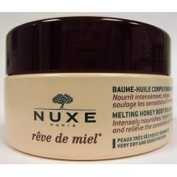 Nuxe - Rêve de miel . Baume-Huile Corps Fondant au Miel (200 ml)