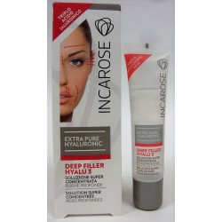 IncaRose - Deep Filler Hyalu3 Solution super concentrée Rides profondes (25 ml)