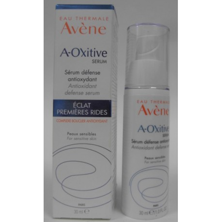 Avène - A-OXitive Sérum défense antioxydant Eclat premières rides (30 ml)